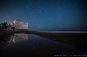Castello sotto le stelle. Suggestioni mediterranee con affaccio dalla Torre Saracena